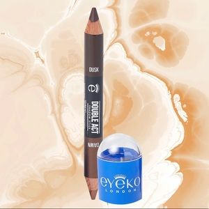 EYECO 🤎 Double Act Shadow Stick in Dusk & Dawn